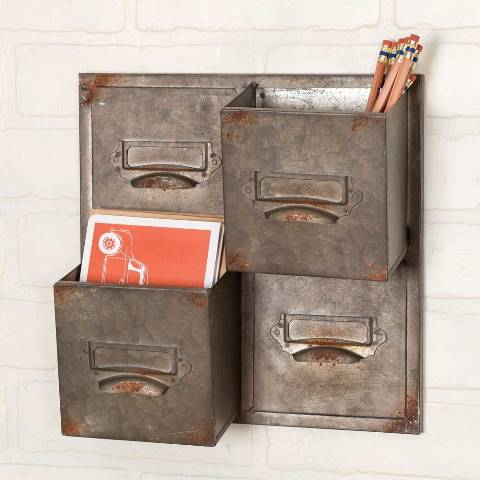 Filing Cabinet Wall Boxes