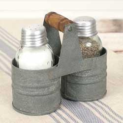 Salt and Pepper Holders
