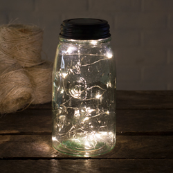 Lids and Holders for Mason Jars