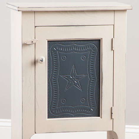 Federal Design Cabinet-Cupboard Tin Panel