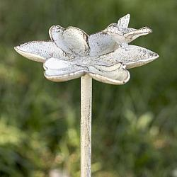 Lily Garden Stake Feeder - Box of 2-Lily Garden Stake Feeder - Box of 2