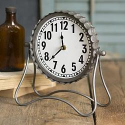 Industrial Desk Clock-Industrial Desk Clock