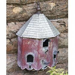Heartwood Summer Birdhouse-Heartwood Summer Birdhouse