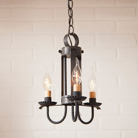 Small Amherst Hanging Light-Small Amherst Hanging Light