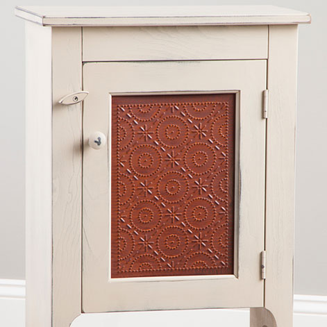 Old Mill Design Cabinet-Cupboard Tin Panel